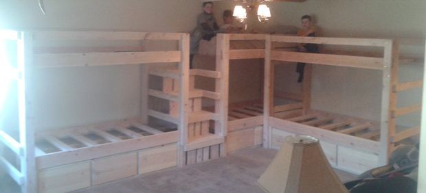Top 70 Ideas About Bunk Bed Plans On Pinterest Woodworking Plans Ana White And Bunk Bed Plans