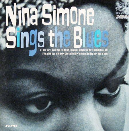 Nina Simone sings the Blues, 1967. RCA victor. Photo: David Holländer