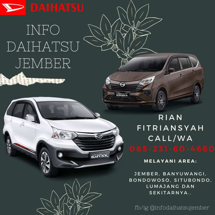 Asco Daihatsu Jember Harga Daihatsu Jember Info 085231604660 Rian Daihatsu Mobil Kota