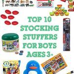 Top 10 Stocking Stuffers for Boys Ages 3+ | Stir The Wonder