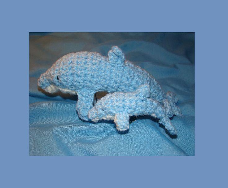 Free Amigurumi Dolphin Pattern : Best crochet kiera images dolphins crochet
