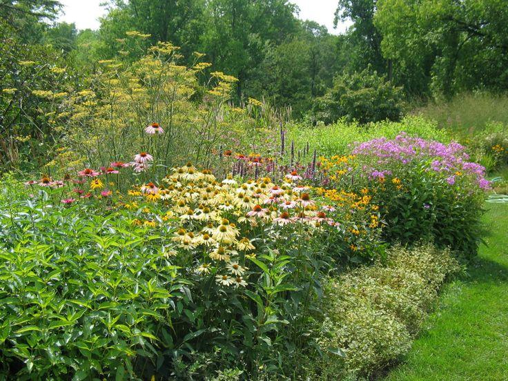 Flower Garden Ideas Northeast Ohio Nature At The Holden Arboretum