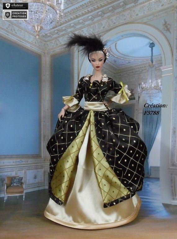 463 best ideas about barbie style historic on pinterest sissi barbie and barbie dolls. Black Bedroom Furniture Sets. Home Design Ideas