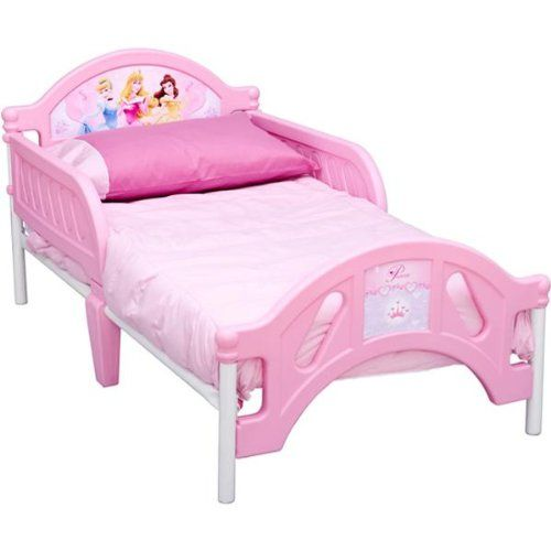 Disney Princess Toddler Bed With Guard Rails For Only 8299