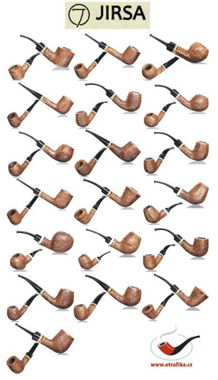 Dýmky Jirsa Rusty Jirsa Rusty pipes