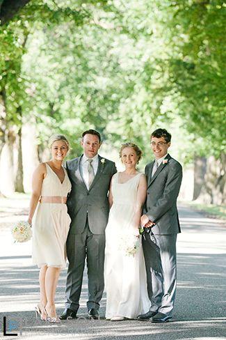 Bridal Party at Millbrook Resort Queenstown