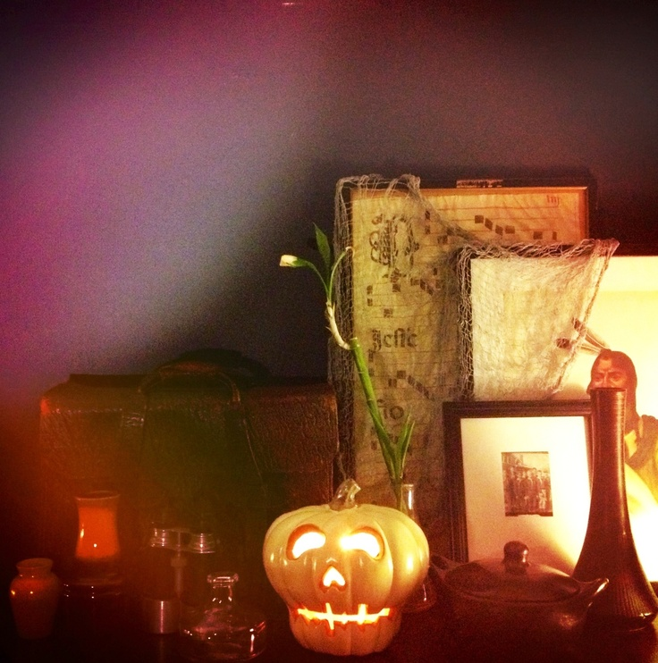 Halloween at RodchenkoBlue.comRodchenkobluecom