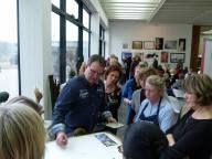 Aquarellkurs mit Frank Koebsch in der Kunsthalle Rostock im Rahmen Rostock kreativ  (2)