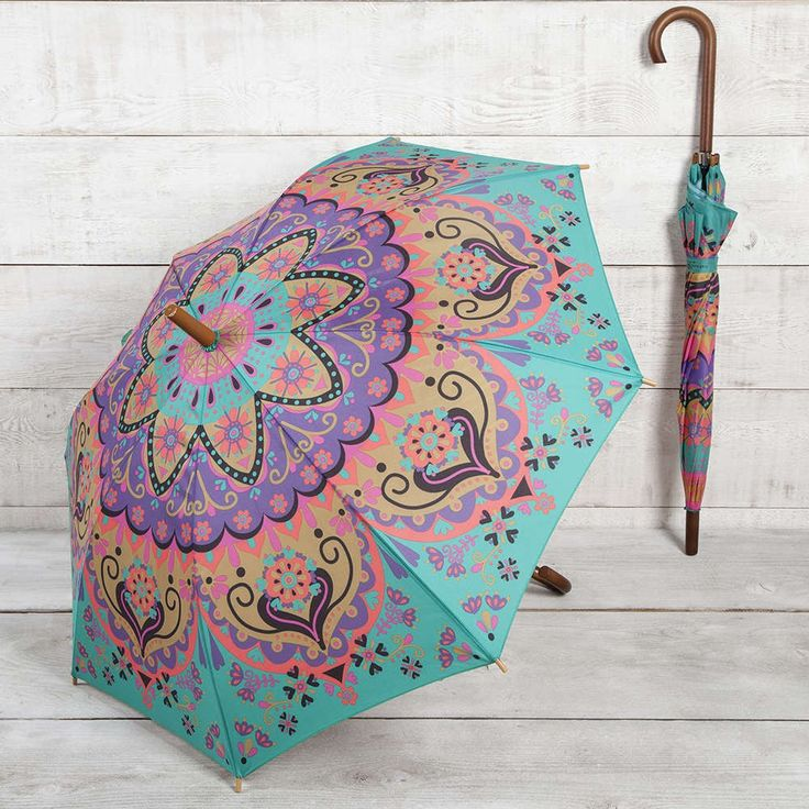 Rain rain go away... but if it doesn't, this super-cute umbrella will save the day!
