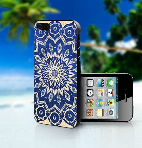 Sky Mandala - Photo On Hard Cover For iPhone 4,4S