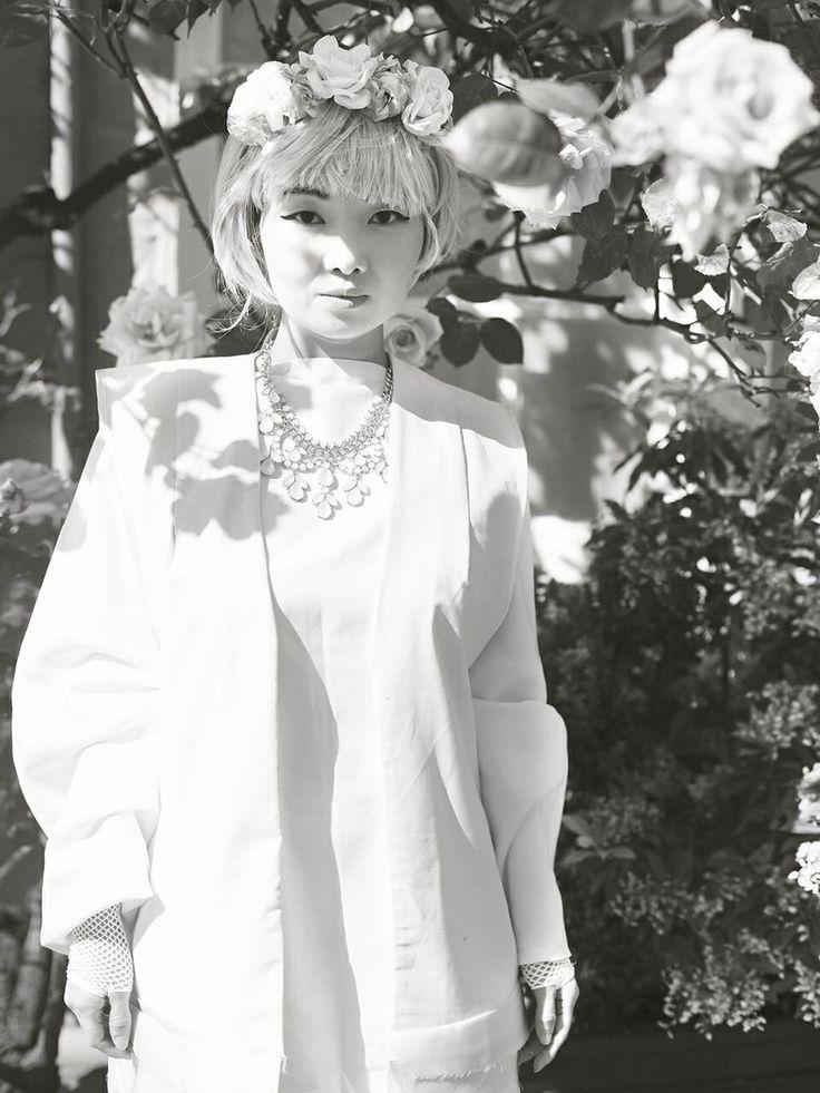 Designer: Victorya Khmeleva Model: Xiaorong Lin