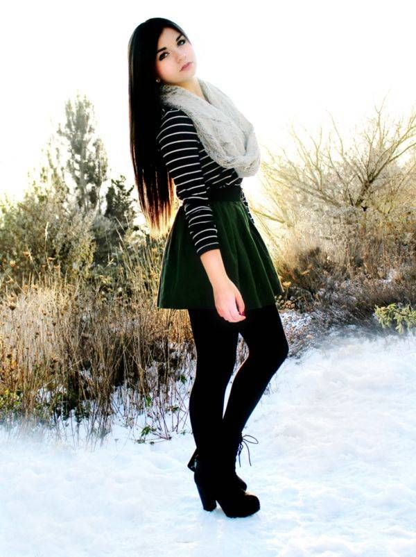 Snow & skater skirts