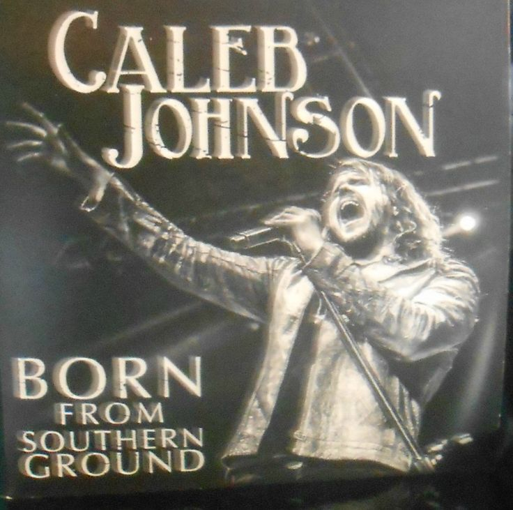 Check out my brand new EP #bornfromsouthernground! Available now !⚡❤http://www.pledgemusic.com/projects/calebjohnson … #newmusicfriday #rocknroll