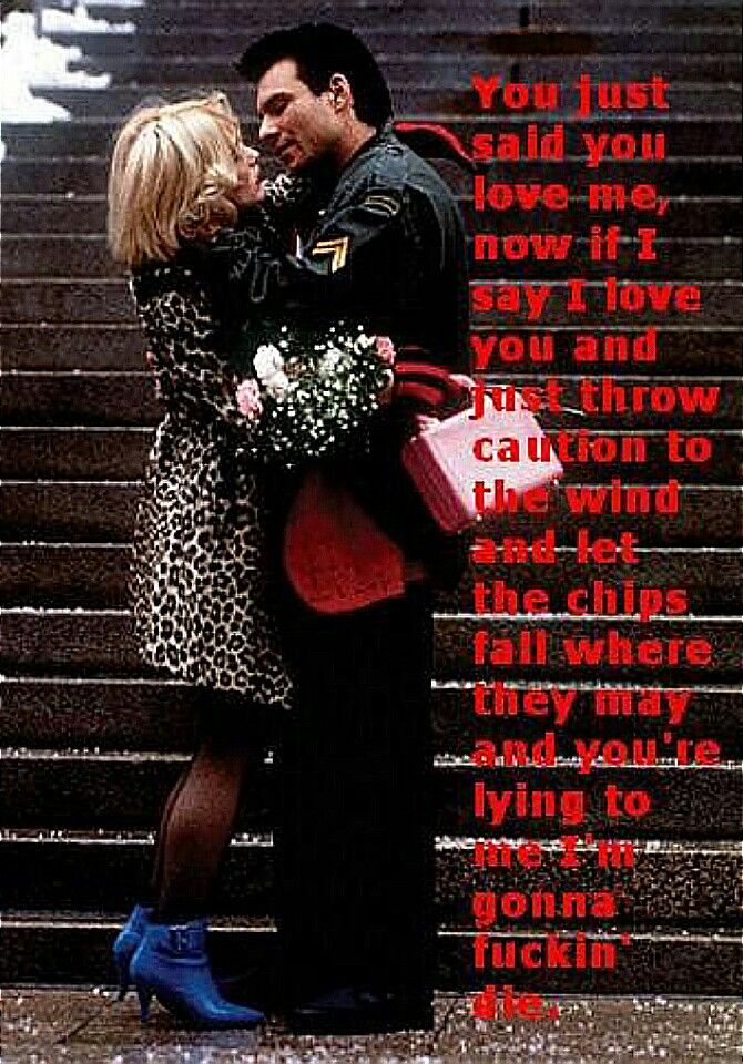 Clarence and Alabama, True Romance | God I love this film!!