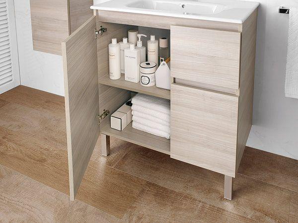 Mueble de lavabo Anima, de Roca