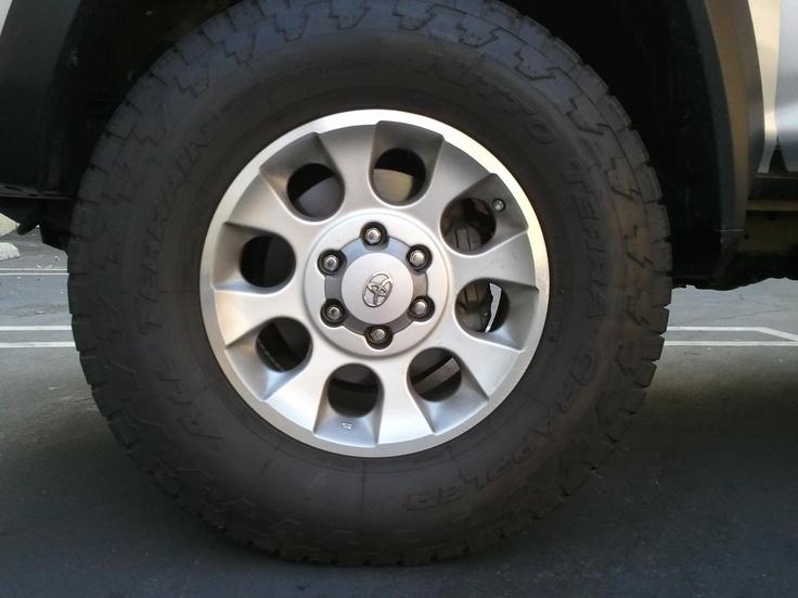 261 Best Images About Wheels On Pinterest: 17 Best Images About 2010 4Runner On Pinterest