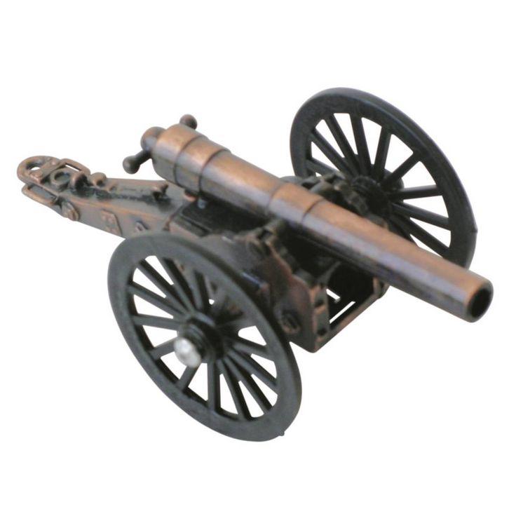 Bürgerkriegskanone, Bleistiftspitzer