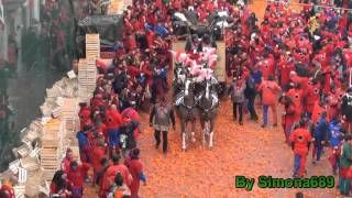 carnevale di ivrea - YouTube