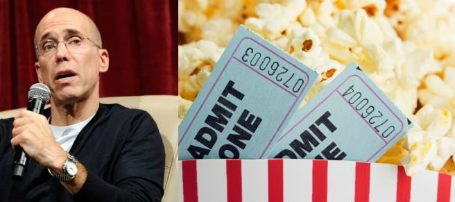 Jeffrey Katzenberg envisions a huge shift in how movies are released - Movie News | JoBlo.com