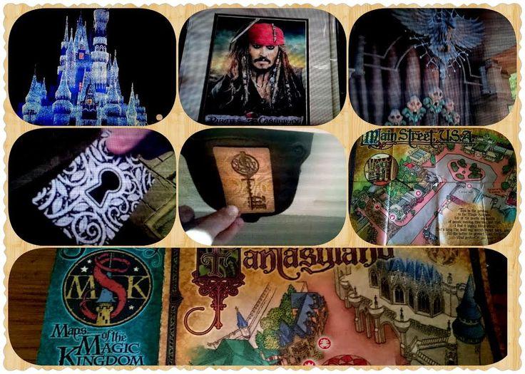 Дисней парк во Флориде/ Disney Magic Kingdom Florida Sorcerers of the Ma...