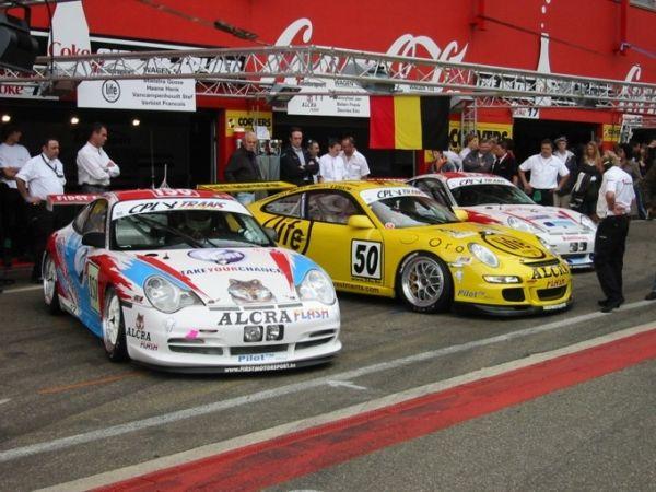 First Motorsport  24 Hours of Zolder 2007