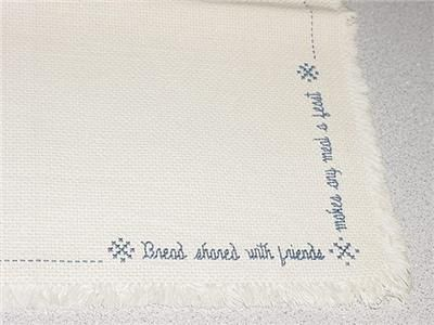 more finished cross stitch