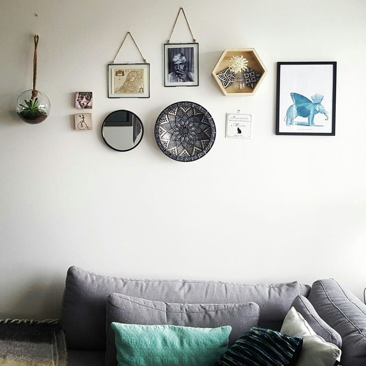 New items on gallery wall