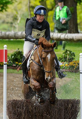 Pippa Funnell and REDESIGNED   por Nico....