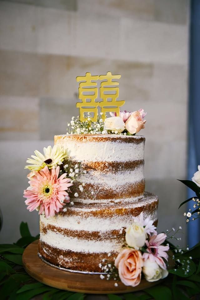 Rustic Wedding Cake For Chinese This Is Incredible Unique Work By Bali