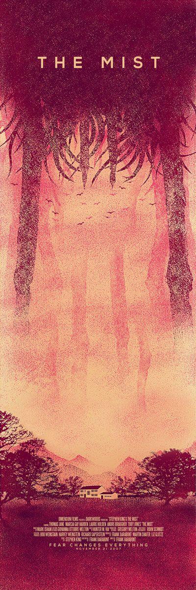 The Mist by Ron Guyatt