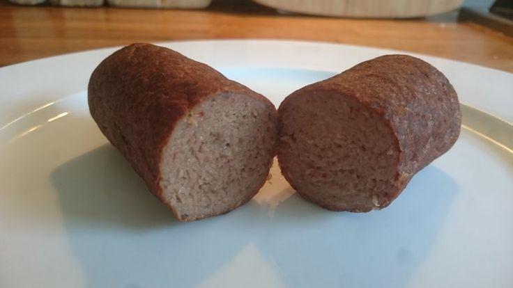 Pikanto Gehaktstaaf recept snack zelf maken