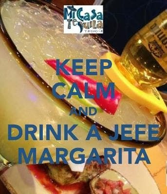 #MotivationalMonday Enjoy your Monday, then come by and celebrate Mexican Independence Day today with a specially priced $12 Jefe Margarita! Is there any better way to start your week?  #RosenHotels #RosenShingleCreek #MiCasaTequila #Mexican #dining #restaurant #Orlando #margarita #tequila