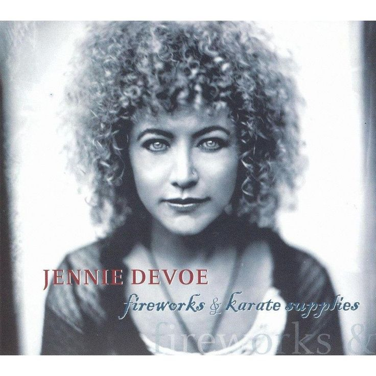 Jennie Devoe - Fireworks and Karate Supplies (CD)