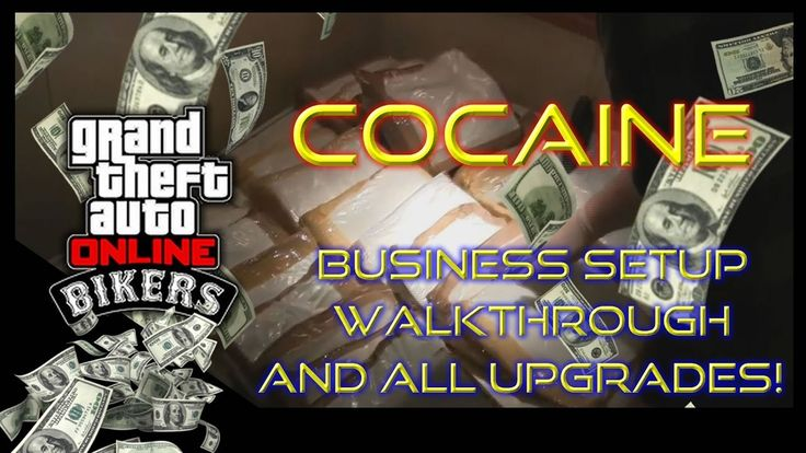 """GTA 5 ONLINE - """"NEW BIKERS DLC"""" -  COCAINE BUSINESS SETUP, WALK THROUGH, AND ALL UPGRADES!!! - WATCH VIDEO here -> http://makeextramoneyonline.org/gta-5-online-new-bikers-dlc-cocaine-business-setup-walk-through-and-all-upgrades/ -    how to setup an online business  SR-UK's look at the Cocaine business in GTA 5 Online, what options are available, the costs of setting it all up, and whether its worth buying.System Restore UK style! Part of the New Bikers DLC.  Animation"""