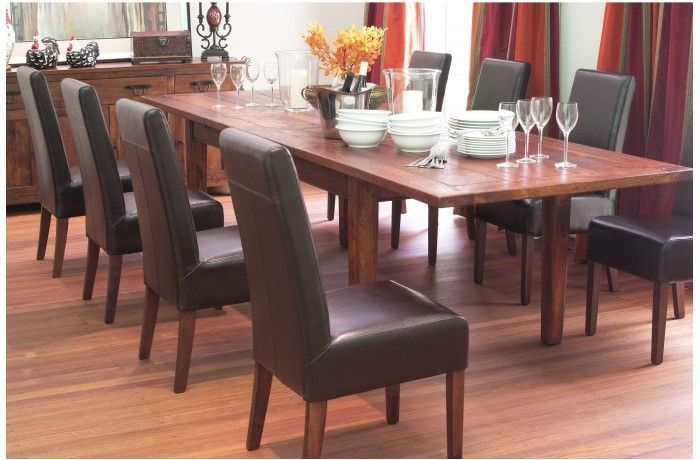 antica 9 piece dining setting- harvey norman | for the home