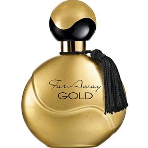 AVON Cosmetics Far Away Gold