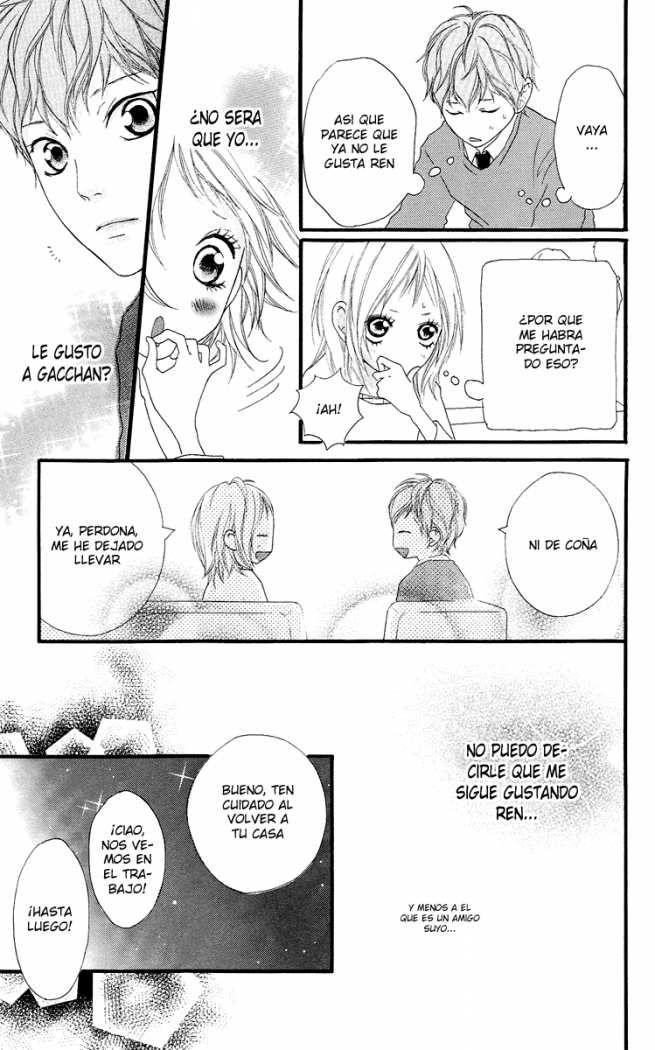 Strobe Edge 16 página 38 - Leer Manga en Español gratis en NineManga.com