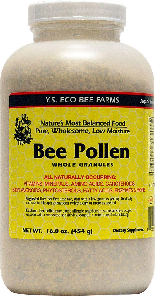 Dr oz bee pollen