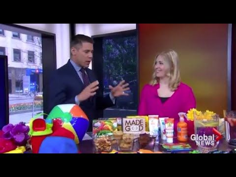How to Keep Your Kids Safe with UV Protection - Dr Dina on Global TV | Parenting | DrDina.ca