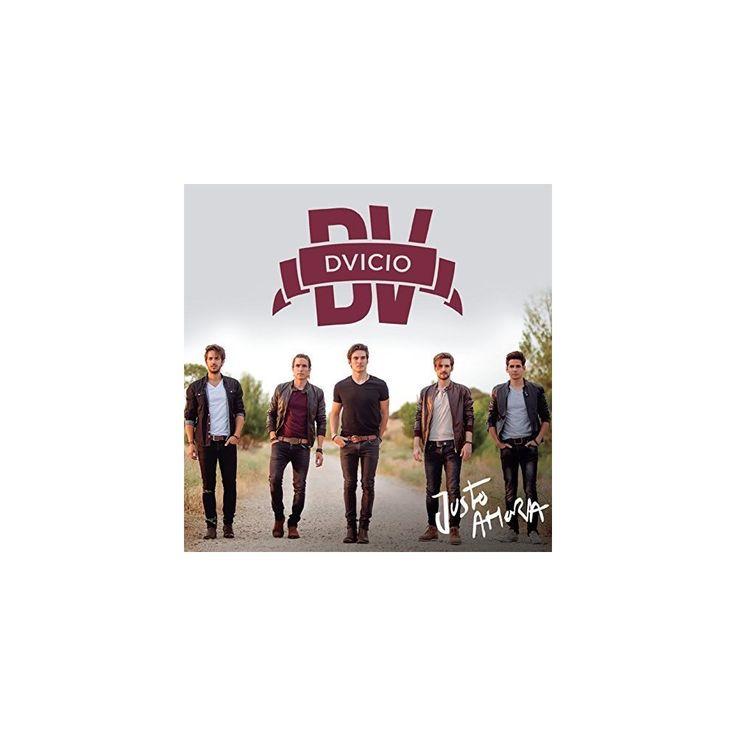 Dvicio - Justo Ahora (CD)