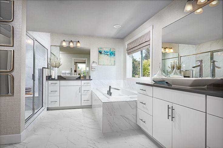 73 Best Bathrooms We Love Images On Pinterest Aurora