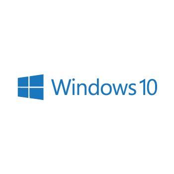 Windows10 Kurumsal Logo Çizimi Vektörel