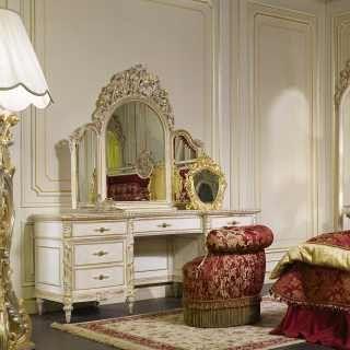 Toilette camera da letto di lusso