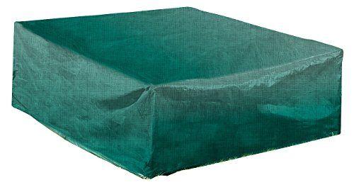 Royal Gardineer Gewebe-Abdeckplane f�r rechteckigen Tisch