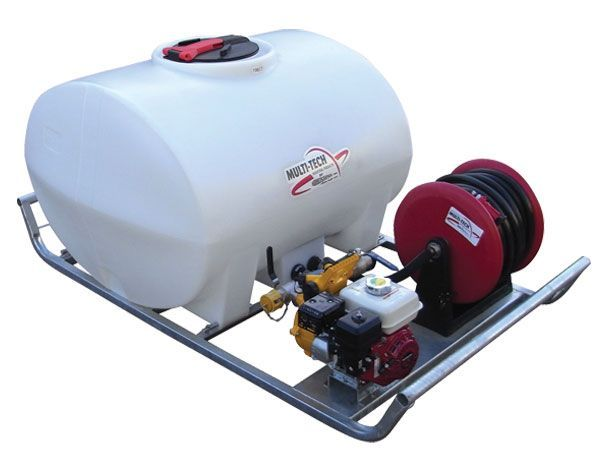 FF1000C  1000 Litre Skid Mounted Firefighter Unit Durable UV…