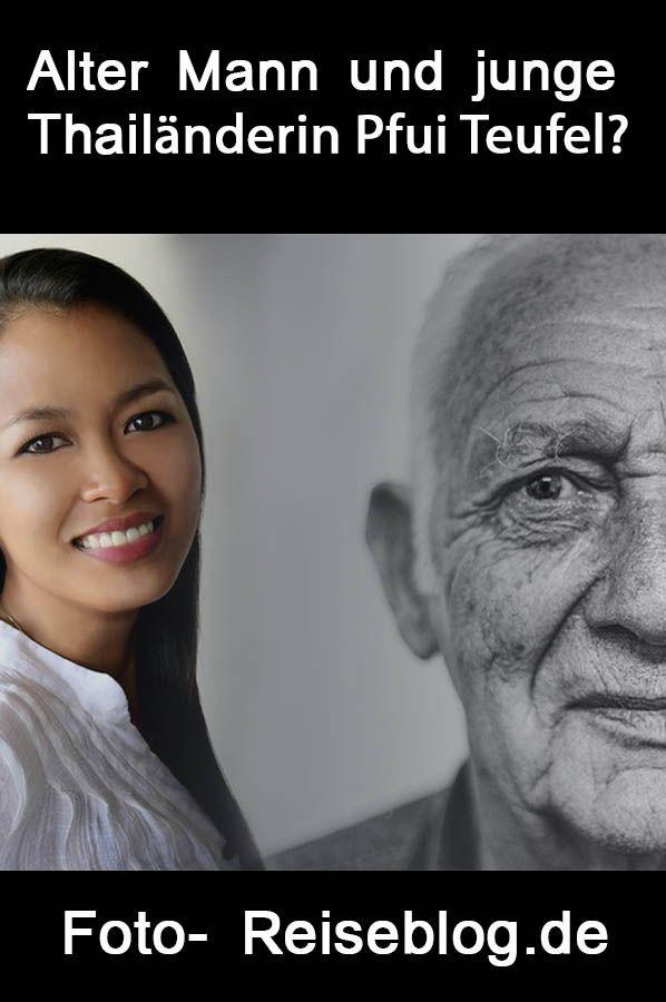 Alter Mann Und Junge Thailanderin Pfui Teufel Alte Manner