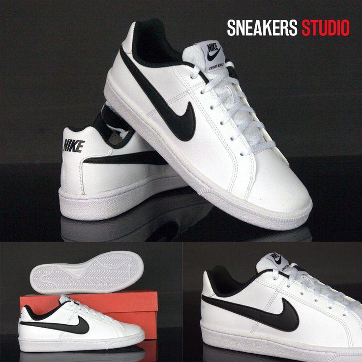Ausgezeichnete Schuhe wurde aus weichem Leder hergestellt. Die Schuhe sind sehr komfortabel und leicht für Alltag. Modell Court Royale bezieht sich auf seinen Stil Modelle der 80er Jahre retro.  #Schuhe #Nike #Modell #Stil #Retro