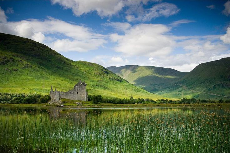 Kilchurn Castle, Loch Awe Scotland