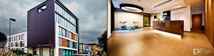 Hoteles con estilo  Con un diseño moderno y facilidades pensadas para viajes de negocios, El Otterbach Hotel en Alemania refleja elegancia y sofisticación. Nuestra marca de porcelanatos Apavisa Porcelánico hace parte de este innovador hotel.  Conoce más de nuestro catálogo en www.p-a.com.co