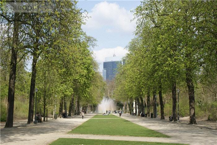 Het Warandepark (of Parc de Bruxelles) huisvest verschillende indrukwekkende gebouwen, zoals het Paleis der Natie waar sinds de onafhankelijkheid in 1830 het parlement huist. Daarnaast vind je in het park ook een enorme fontein, een zestigtal interessante standbeelden en een muziekkiosk waar in de zomer onder meer muziekoptredens plaatsvinden.